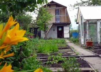 Садовый Участок для Отдыха.