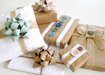 Упаковка для цветов и подарков
