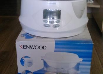 Пароварка Kenwood модель FS 460,новая-привезу.