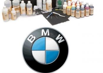Краска для кожаных сидений BMW