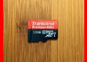 Карты памяти Transcend ADATA micro-SD и SD на 64GB, 128GB
