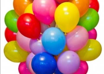 Воздушные шары. Доставка. Оформление