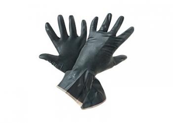Перчатки КЩС (кислощелостойкие)