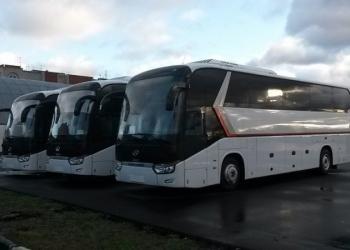 Туристический автобус King Long XMQ6129Y