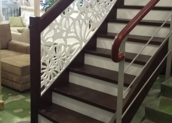 Лестница от мастера.