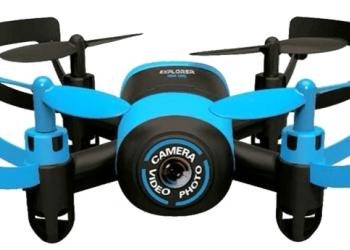 Дрон-Квадрокоптер mini UFO 512W