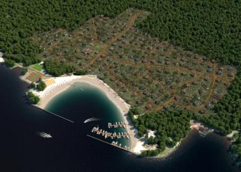 Продажа земельных участков на берегу Горьковского моря