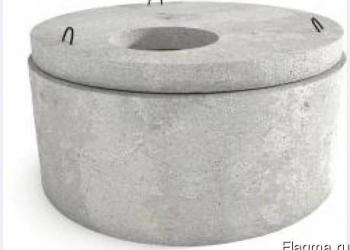 Кольца железобетонные