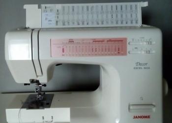 Швейная машина Janome Decor Excel 5018