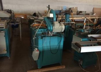 Оборудование для изготовление окон из ПВХ и алюминия