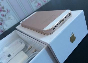 IPHONE 5s 16 gb rose gold
