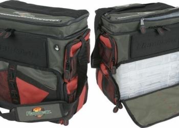 Рыболовные сумки Flambeau с коробками от 1200 руб.