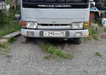 Продается грузовик Nissan Diesel 1993 года. ПТС