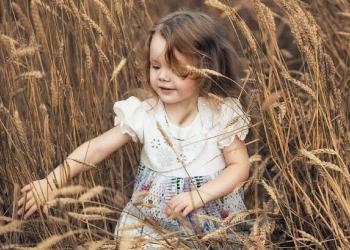 семейная фотосессия 10.09 в поле