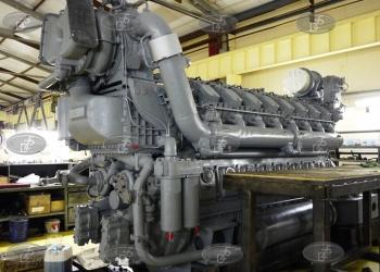 Двигатель Д49