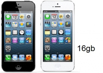 iPhone 5s серого цвета
