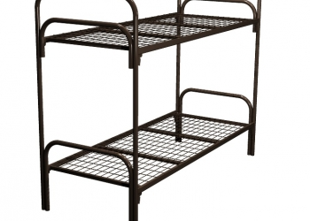 Кровати металлические для санатория, гостиницы, отеля