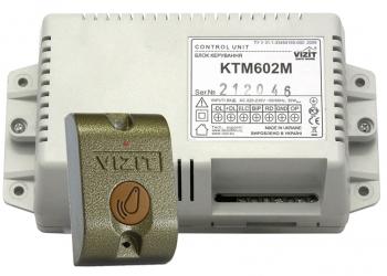 Контроллер Vizit KTM-602R