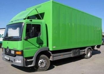 Аренда фургоны