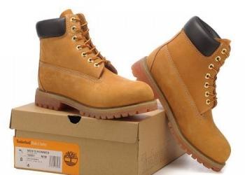 ботинки Timberland made in USA
