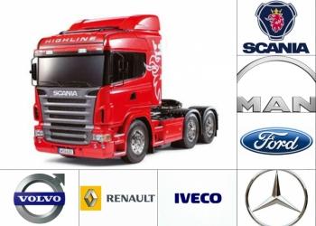Ремонт грузовиков Скания любой сложности Санкт-Петербург и ЛО