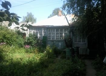 Продаю Участок со старым домом  15 км от Москвы