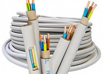 Куплю провод/кабель типа ВВГ, NYM, UTP, ПВС