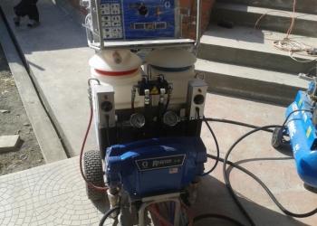 Установка Е10 Graco для нанесения ППУ
