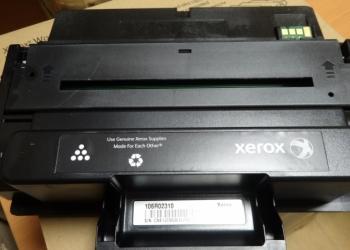 Заправка картриджей Xerox 3315, 3320, 3325