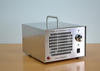 Портативная система ускоренной деактивации запахов и дезинфекции помещений.