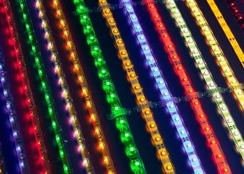 светодиодные летны блок питания модули пиксели