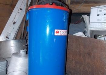Передвижной пневматический нагнетатель смазки С322-У3
