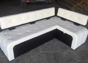 Угловой диван куханный обеденная зона кухни