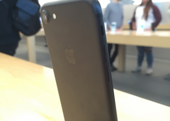 iPhone 7 128GB Black матовый