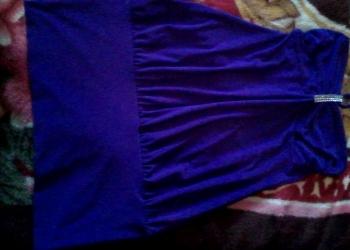 Фиолетовое платье...