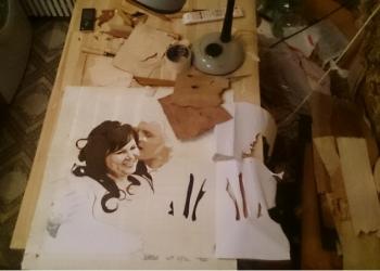 Портрет из шпона дерева (МАРКЕТРИ) на заказ