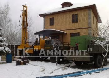 Бурение скважин на воду Московская область и ближайшие районы Гарантия Качества