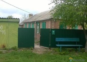 Продам дом с участком ( 35 соток ), всего в 40 км. от г. Ростов-на-Дону