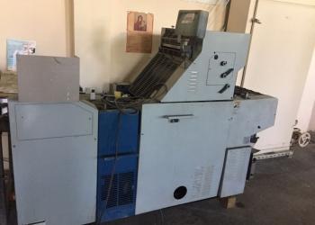 Продается листовая офсетная печатная машина Ryobi 3300 CR