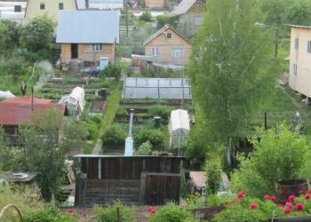 продам садовый уч-к с домом