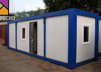 Строительство быстровозводимых сооружений, складов, общежитий, бытовок