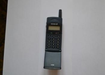 Комплект БИ+ ( стандарт DAMPS) с телефоном ERICSSON LX588 (новый).