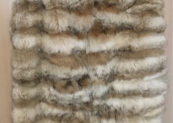 Эксклюзивная шуба-трансформер  из рыси