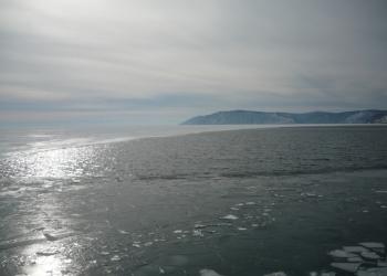 Путешествие на Байкал - Листвянка, Ольхон — зима