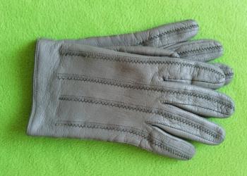 Перчатки мужские кожаные3 Германия