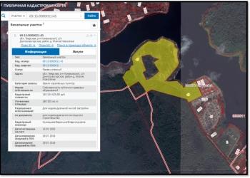 Продам земельный участок 28.0 гектар в Малое Новоселье. Собственник!