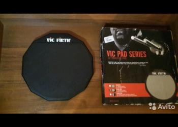 Тренировочный пэд Vic Firth12D б/у