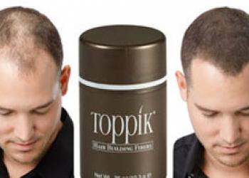 Загуститель для волос Toppik