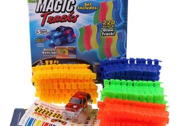 Продам трек/трасса конструктор Magic Tracks 220 деталей