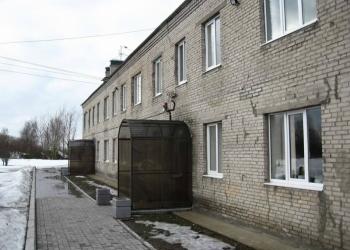 Общежитие для рабочих.
